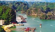 Đảo Cát Bà Đặt Mục Tiêu Đón 1,5 Triệu Khách Du Lịch Năm 2014