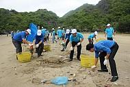 Đảo Cát Bà Hưởng Ứng Ngày Môi Trường Thế Giới