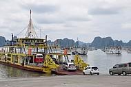 Tuyến Phà Tuần Châu - Cát Bà - Tuần Châu