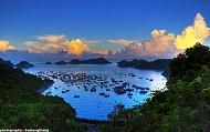 Vẻ Đẹp Hoang Sơ Của Vịnh Lan Hạ Trên Biển Cát Bà