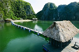 Khách sạn Cát Bà Sandy Beach Resort