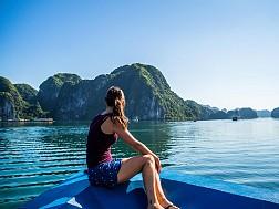 Tour du lịch thăm quan vịnh Lan Hạ 1 ngày